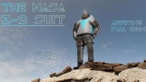 Raumanzug Z-2: Schutz beim Einsatz auf einem fremden Himmelskörper