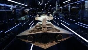 Raumschiffe aus den Star-Wars-Filmen: Superheißes Plasma und ein Magnetfeld