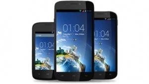 Kazam startet mit Smartphone-Sortiment.