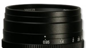 Speedmaster 50mm F0.95