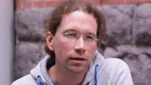 Nicolas Wöhrl züchtet Diamanten, in denen Quantencomputer untergebracht werden können.