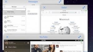 Mehrere Fenster unter iOS7 mit OS Experience