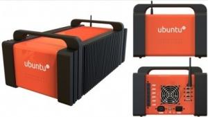 Die Orangebox: ein kompakter Ubuntu-Cluster-Rechner