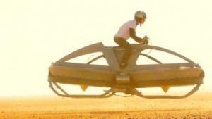 Aero-X: bis zu einer Höhe von zwölf Fuß ohne Schein