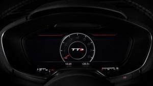 Virtual Cockpit im Audi TTS: Bedienkonzept passend zum Modell