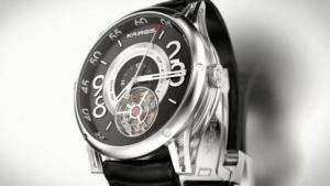 Ein Rendering der Smartwatch