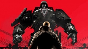 Artwork von Wolfenstein: The New Order