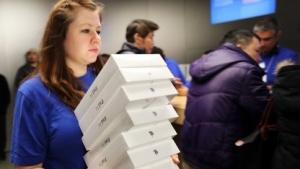 Apple gibt Rabatt beim Kauf eines neuen iPad-Modells.