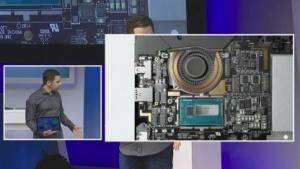 Der Radiallüfter des Surface Pro 3 ist besonders dünn.