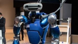 Laufroboter Toro: Bildabgleich mit der Umwelt
