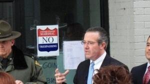 Bezirksstaatsanwalt Booth Goodwin