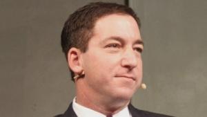 Glenn Greenwald bei seiner Buchvorstellung in Berlin