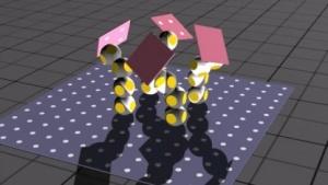Roombot: Möbel kommen näher oder fahren aus dem Weg.