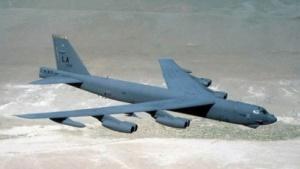 Die in den 1950er Jahren entwickelten B-52-Bomber werden netzwerktauglich.