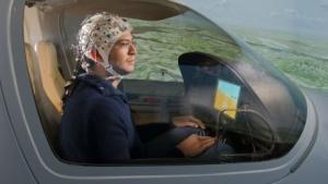 Projekt Brainflight: alternative Rückmeldung für Belastung