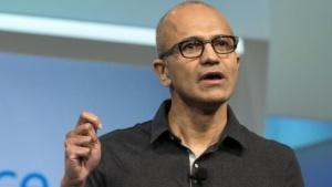 Der neue Microsoft-CEO Satya Nadella