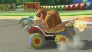 Mario Kart 8 bietet jede Menge Spielspaß.