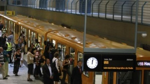 Berliner U-Bahn hat oft nur langsames mobiles Internet.