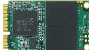 Sandforce-Controller auf Mushkin-SSD im mSata-Format