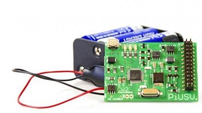 PiUSV mit Batteriepack