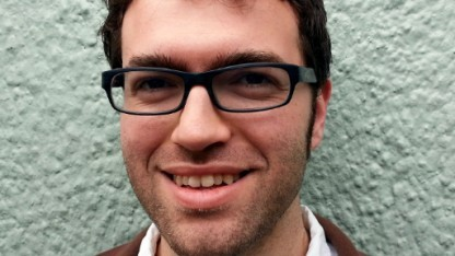 Micah Lee kümmert sich um die Sicherheitsbelange der Journalisten von The Intercept.