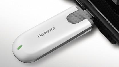 In der Software des Surfsticks Huawei E303 ist eine Sicherheitslücke.