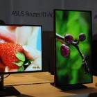 Asus: Stachelrouter, große 4K-Monitore und ein bisschen Yoga