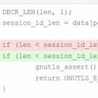 Security: Weiterer schwerer Fehler in GnuTLS