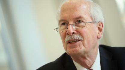 Generalbundesanwalt Harald Range sieht die Unabhängigkeit der Justiz ausgehebelt.