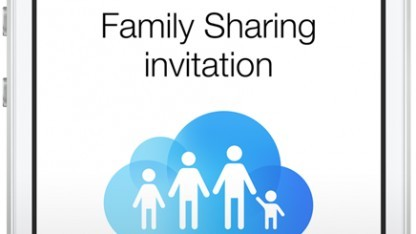 Apple möchte Family Sharing in vielen Apps sehen.