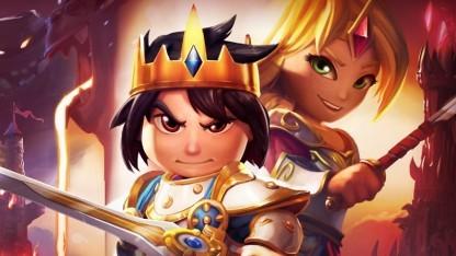 Artwork von Royal Revolt 2