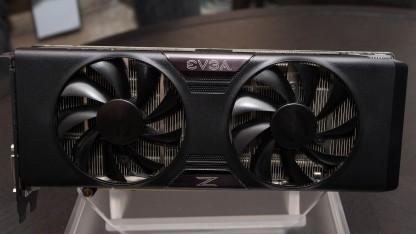 Titan-Z Superclocked von EVGA