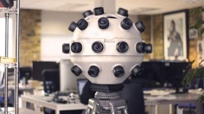 Panopticam: Ball mit 36 HD-Videokameras