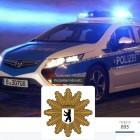 Polizei beim Dauertwittern: In #Kreuzberg fiel ein Motorroller um