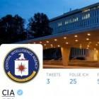 Geheimdienste: Achtung, hier twittert die @CIA