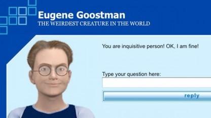 Eugene hat ein Drittel einer Jury davon überzeugt, er sei ein Mensch.