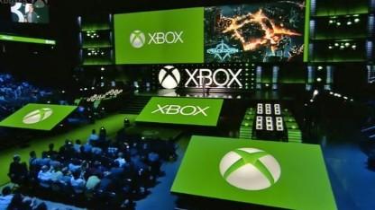 Pressekonferenz von Microsoft auf der E3 2014