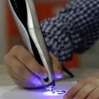 Creopop: Freihand-3D-Drucker mit UV-Licht statt Hitze