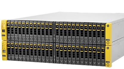 HPs Storeserv-Systeme sollen mit SSDs ähnliche Kosten erzeugen wie Systeme mit Festplatten.