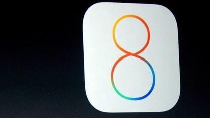 Apples iOS 8 soll stromsparend arbeiten