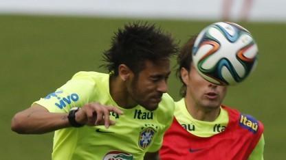 Training zur WM 2014