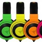 Razer Neon Kraken: Neon-Headsets und World-of-Tanks-Edition