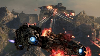 Dreadnought mit Unreal Engine 4