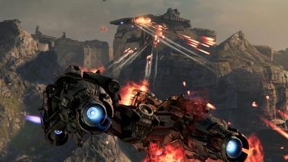 Dreadnought mit Unreal Engine 4