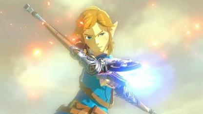 Der neue, nicht-grüne Link vom Zelda für Wii U