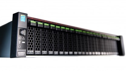 Fujitsus Eternus-SSD-Speicher