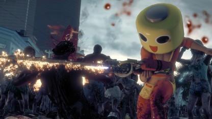 Dead Rising 3 ist ebenso brutal wie verrückt.