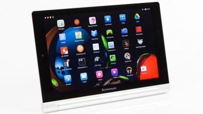 Lenovos Yoga Tablet 10 HD+