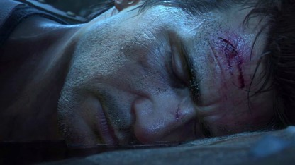 Nathan Drake sieht auf der PS4 beeindruckend aus.