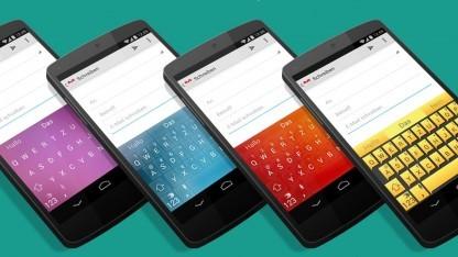 Die Macher von Swiftkey bieten die Tastatur-App jetzt kostenlos an.